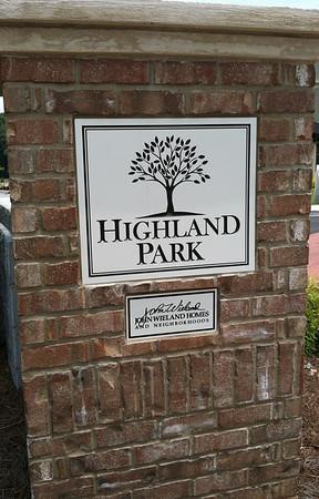 Highland Park Townhomes John Wieland