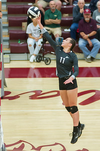 Winamac vs Logansport Volleyball 10/03/17