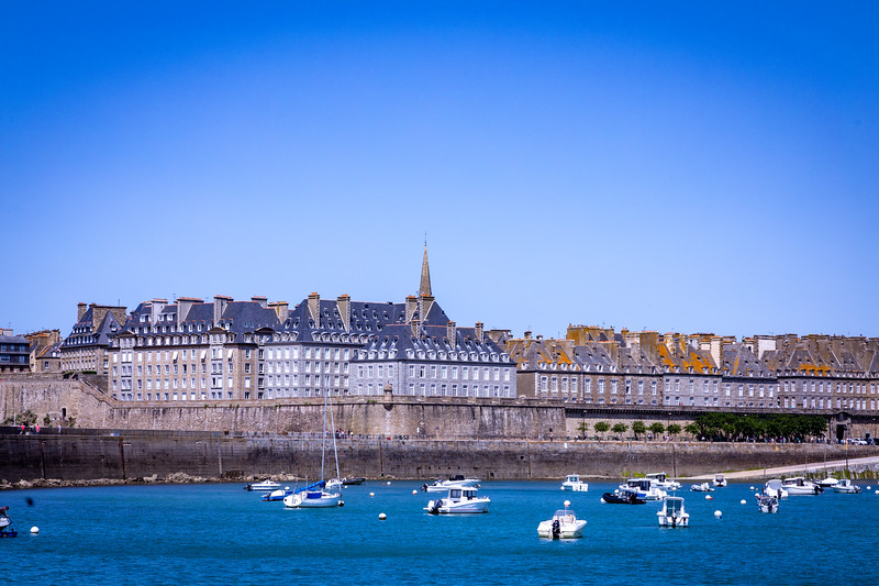 St Malo and Dinard - June 30th
