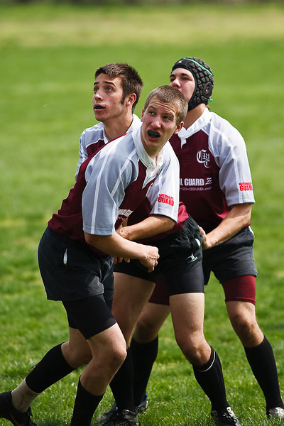 Rugby April 25