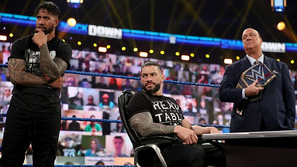 Roman Reigns - Digitals / SD Live Jan 15, 2021
