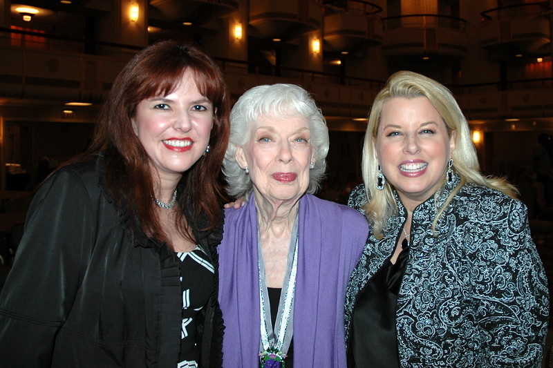 Lorraine Cancro, Joyce Randoph , Rita Cosby