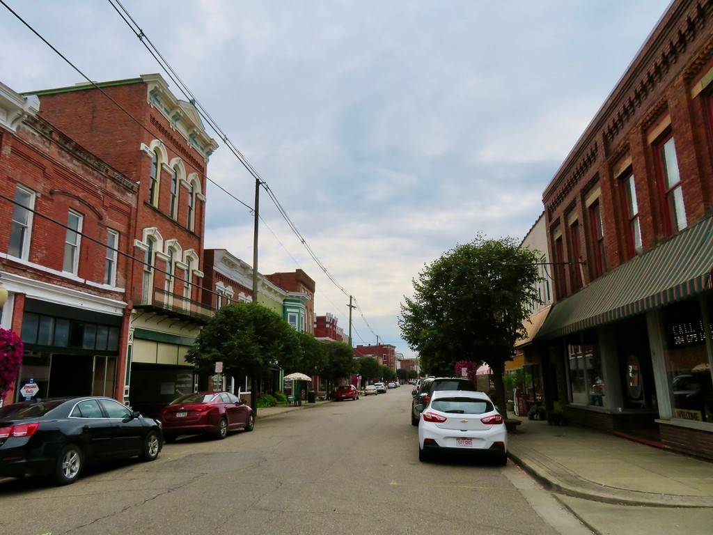 downtown point pleasant west virginia