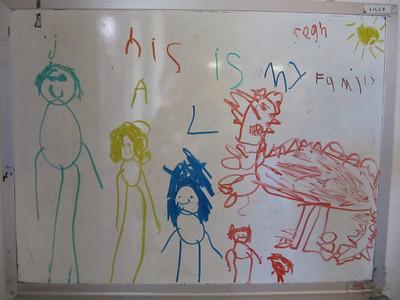 Sean's drawings (October 2011)