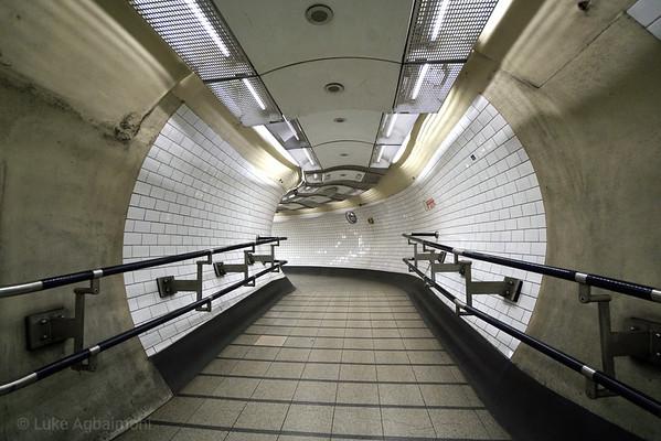 Lancaster Gate Station