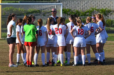 South Meck Womens Soccer vs. Hopewell - 2017