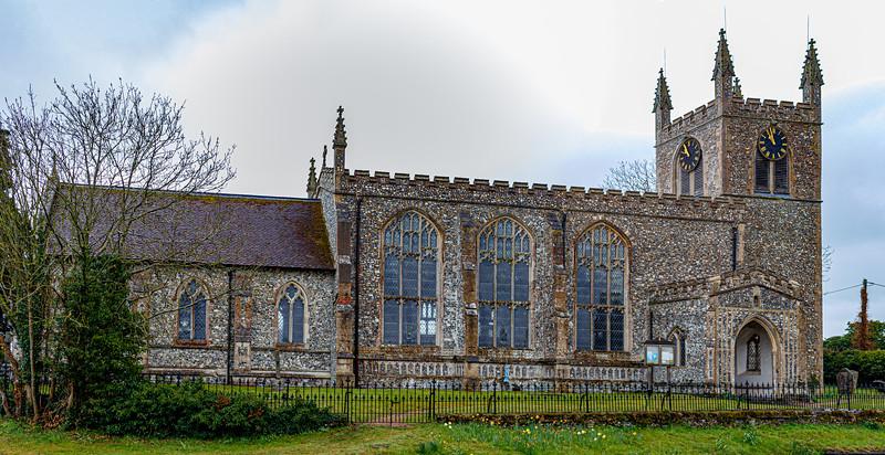 Weasenham, St.Peter