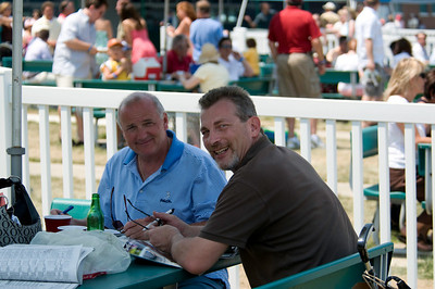 Cook Family & Friends 26th Annual Day at the Races (2008)