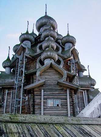 Russia - Moscow to St. Petersburg - Click to Open