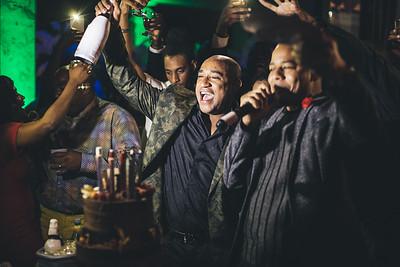 "Adrian's 48th Birthday ""The Masquerade""  | Ocean Club"