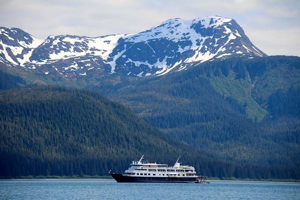 Idaho Inlet - Chichagof Island, Alaska
