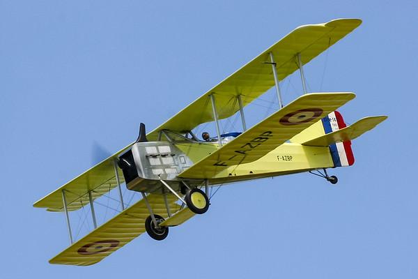 F-AZBP - Breguet Br14P replica