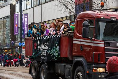 Penkkarit 2017 Lahti