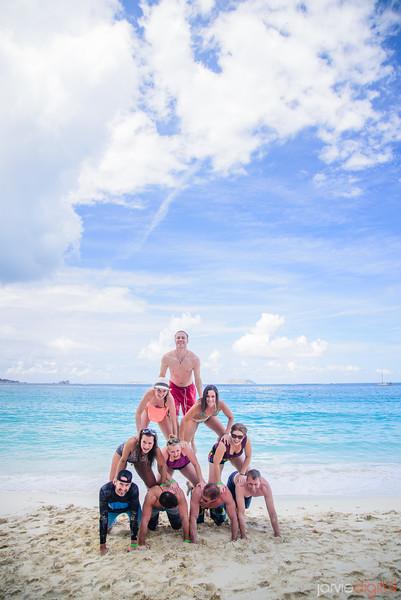 Carribean Cruise People