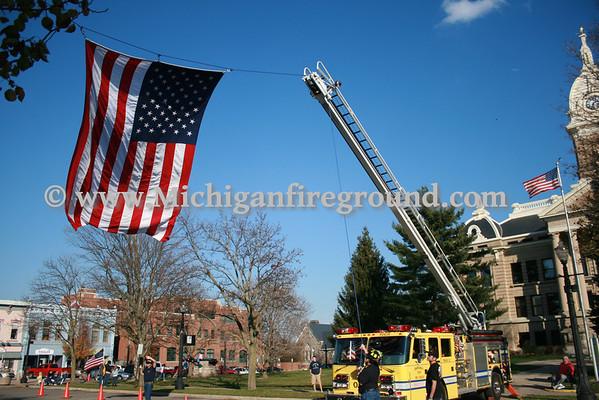 11/11/12 - Mason Veteran's Day Parade