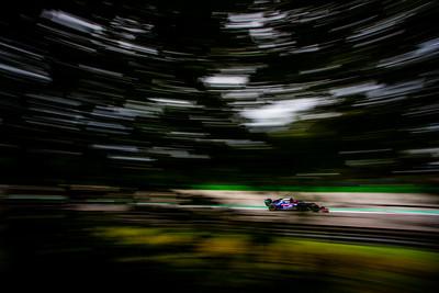 F1 - Italian grand prix 2019
