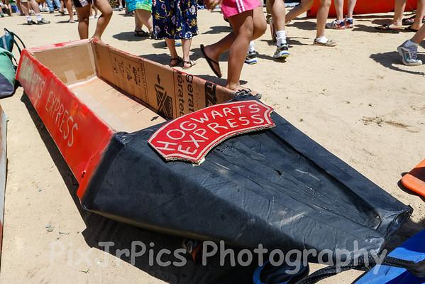 Cardboard Boat Regatta 6/1/14