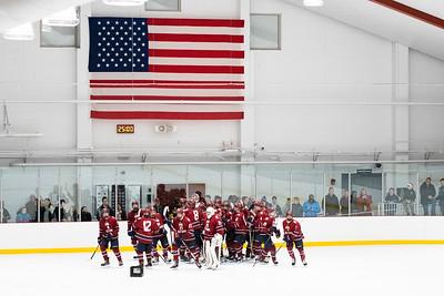 2018 Varsity Hockey vs. St. Paul's