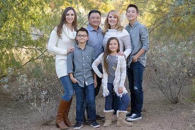 Nguyen Family 2017