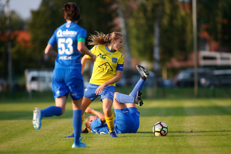 KRC Genk Ladies  v Westerlo  - Friendly