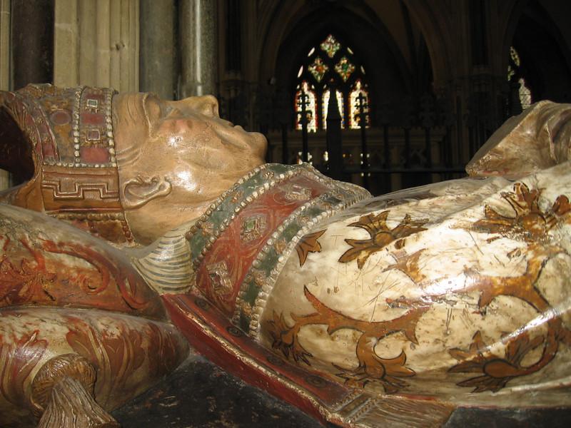 Tome of Bishop Thomas Bekynton (Bishop of Bath and Wills 1443-1464) Wells Cathedarl
