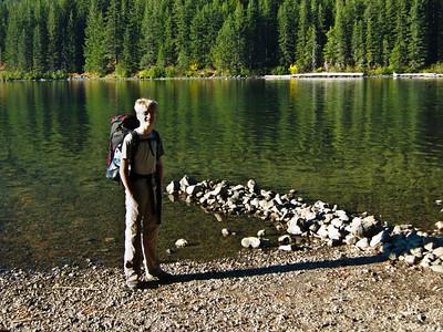 2012 - Goat Rocks (Walupt Lake to White Pass)