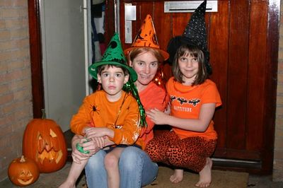 Halloween in Holland 2004