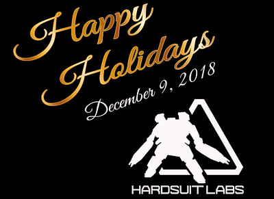 Hardsuit Labs 2018 Holiday Party