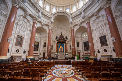 Our Lady of Mount Carmel, Valletta