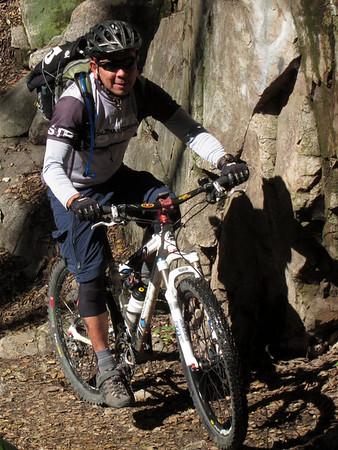 2010-04-23 - Winter Creek, Wilson Trail Loop