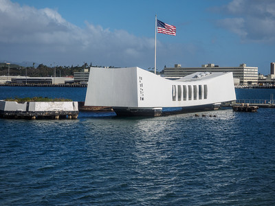 Pearl Harbor & Punchbowl-National Memorial Cemetery of the Pacific