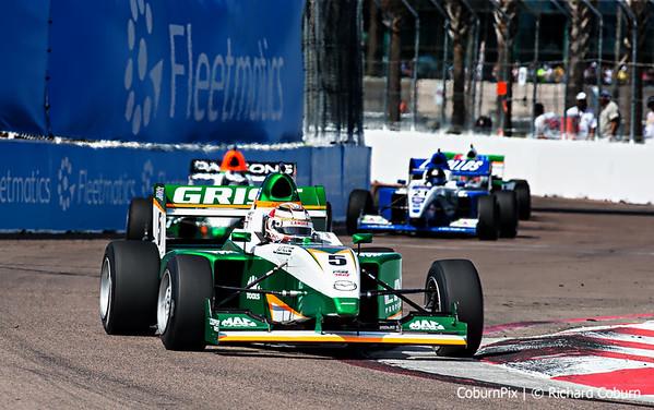 2016 Pro Mazda St Petersburg GP