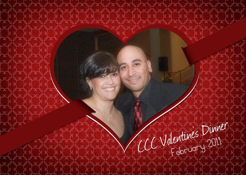 CCC Valentine's Dinner - 2/11/11