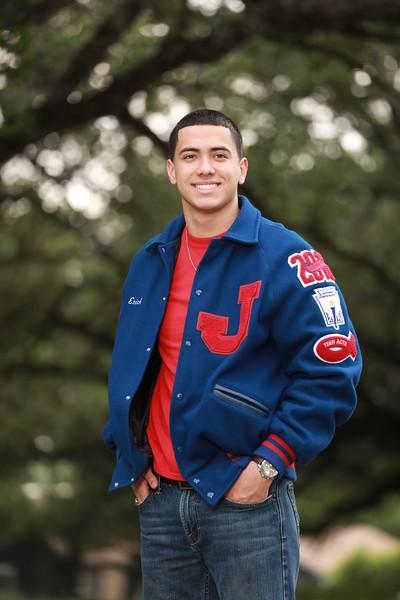 Erick Martinez Senior Year Photo Shoot