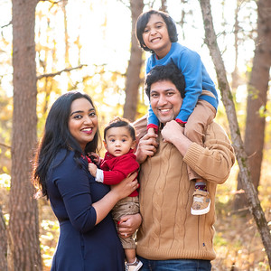 Sitara & Amith's Family Portraits Quick Picks
