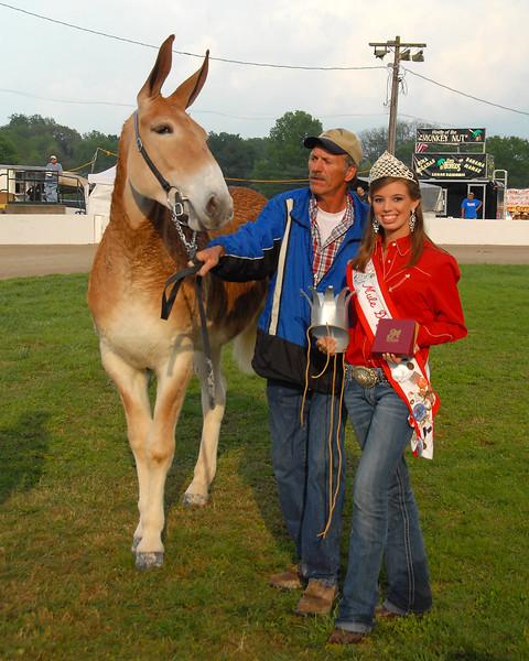 2012 Draft Mule Show