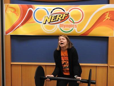 NERF Olympics!
