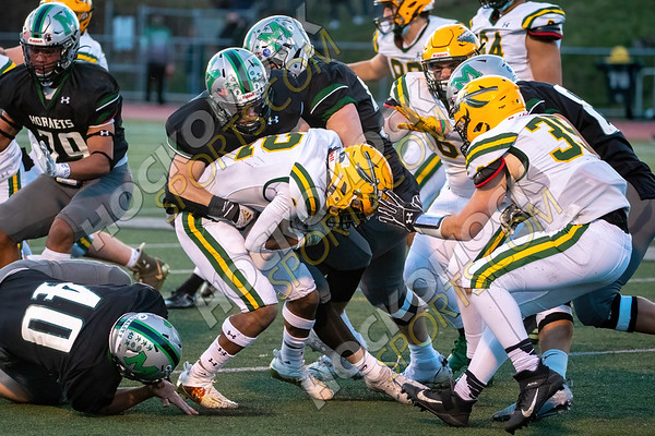 Mansfield-King Philip Football - 04-03-21