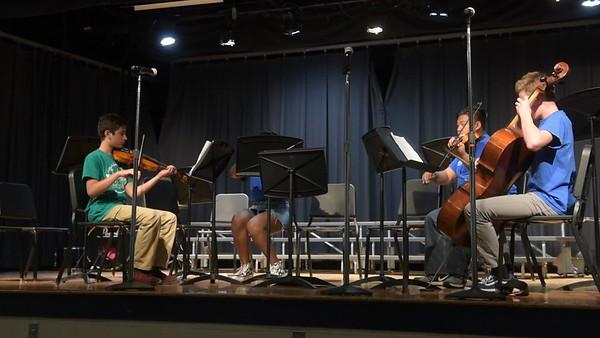 Armen 8th Grade /Music Dept  Almost Summer Concert June 2019