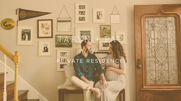 TARYN + PAT ////// PRIVATE RESIDENCE