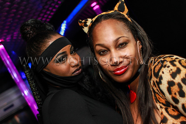 Night Society Nightlife Express Partybus Halloween Edition 10-26-13