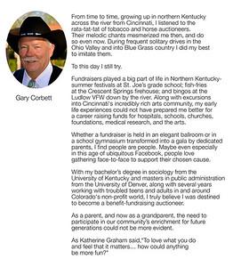 Gary Corbett Biography