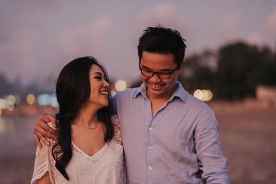 Post wedding session of Adi&Mega