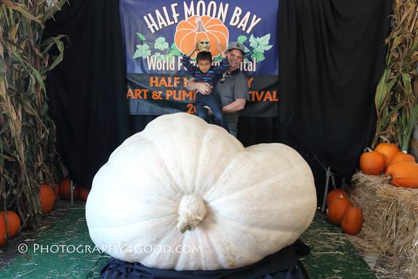 Sat a.m. - Giant Pumpkin Photos: Oct 18, 2014