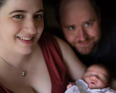 Baby Elizabeth Strawder