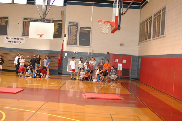 Middle School Team Building Exercises