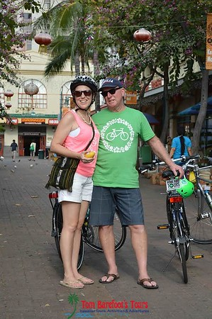 Pedal Bicycle Tours