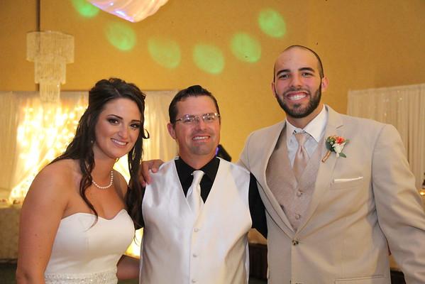 Campbell Wedding