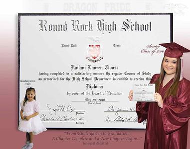 Keedjit™ Diploma Samples