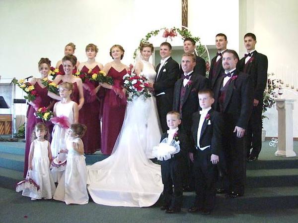 Jennifer and Tim's wedding party.jpg